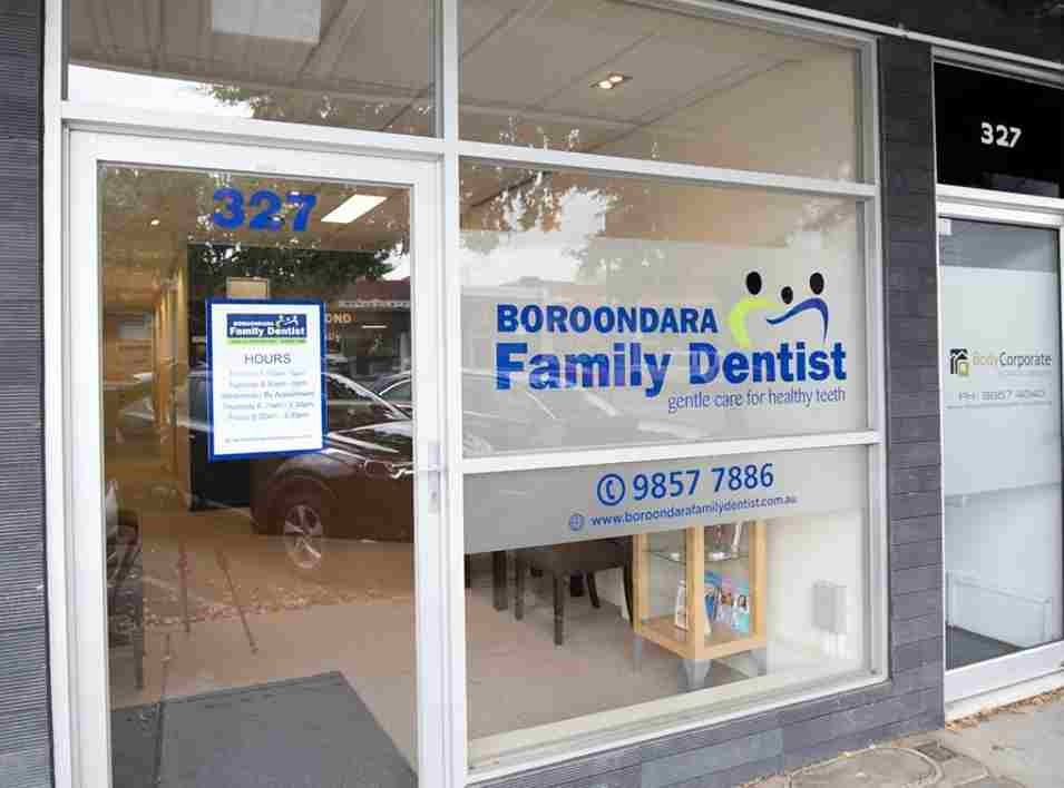 Cosmetic Dentist Balwyn North