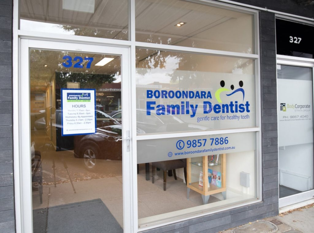 local dental clinic near Kooyong